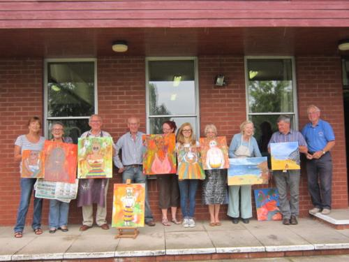 Fabulous Caldy Valley Friday Class