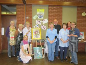 Caldy Valley Painting Classes